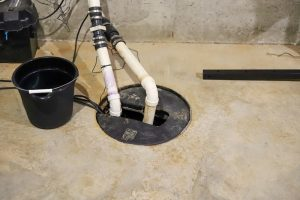 Water is Not Draining from Sump Pump union county nj