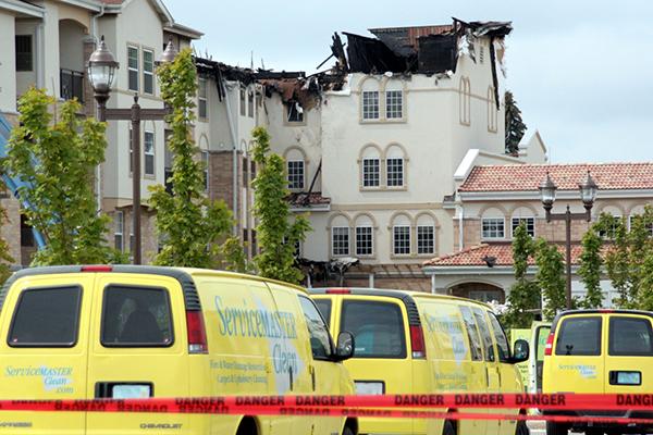 Fire Damage Restoration in New Providence, NJ